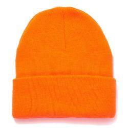 Hot Shot Essential Insulated Cuff Cap - Blaze Orange