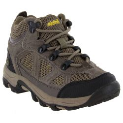 Northside Kids Caldera Jr Mid Hiking Boots - Stone/Yellow