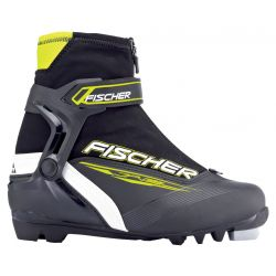 Fischer Skis Junior Combi Cross Country Ski Boots - 2016