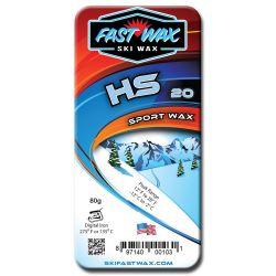 Fast Wax HS 20 Wax - 80g