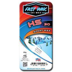 Fast Wax HS 30 Wax - 80g