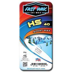 Fast Wax HS 40 Wax - 80g