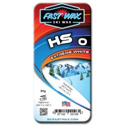 Fast Wax Hs-0 Extreme Racing