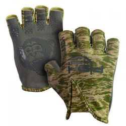 Stubby Guide Glove - Green
