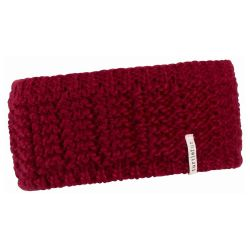 Turtle Fur Women's Shay Knit Headband - Wine
