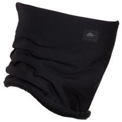 Turtle Fur Comfort Shell Fluffy Lined Neckula - Black