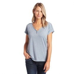 Kuhl Women's Lisette Short Sleeve Shirt - Overcast