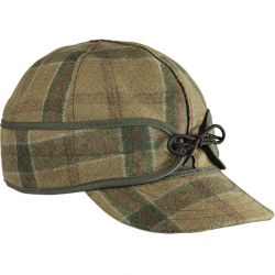 Stormy Kromer The Original Stormy Kromer Cap - Red Pine Plaid