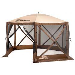 Clam Escape Screen Shelter - Brown