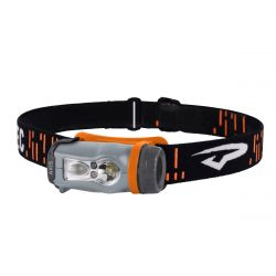 Axis Headlamp - Orange