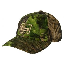Banded Camo Cotton Cap - Mossy Oak Obsession