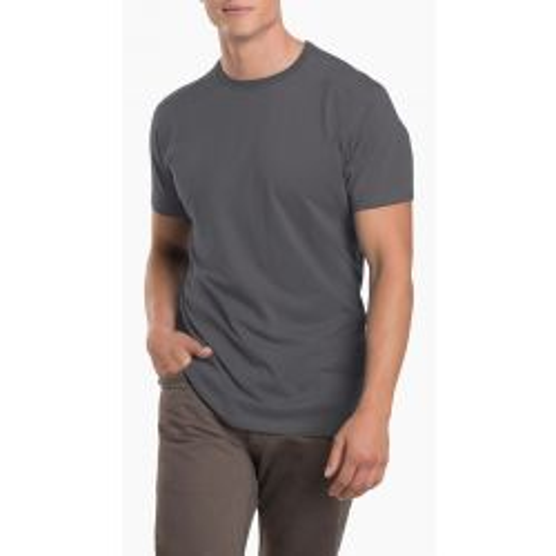 Kuhl Men's Bravado Short Sleeve Shirt - Carbon