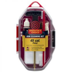 .45cal Pistol Gun Cleaning Kit