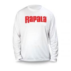 Rapala Core Long Sleeve Shirt XXL - White