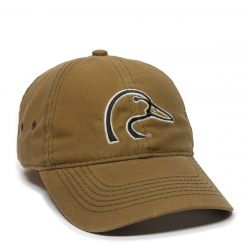 Outdoor Cap Ducks Unlimited Logo Cap - Tan