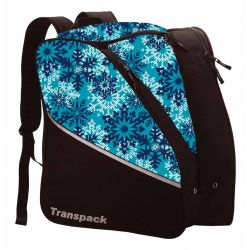 Edge Jr Boot Bag - Teal Snowflake