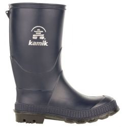 Kamik Youth Stomp Rain Boots - Navy/Black