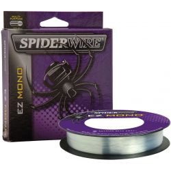Spiderwire Ez Monofilament Fluorescent Clear/Blue 220 Yds - 8 lb