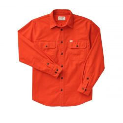 Field Flannel Shirt - Pheasant Red