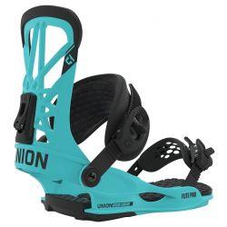Flite Pro Snowboard Bindings Medium Hyperblue - 2020