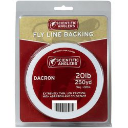 Scientific Anglers 20lb Dacron Backing Yellow - 250yd