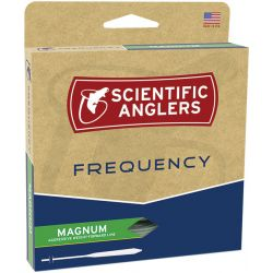 Scientific Anglers Frequency Magnum Fly Line - WF8F