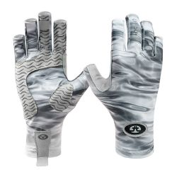 Sunbandit Pro Series Gloves - Gray Water