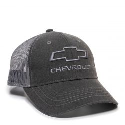 Chevy Logo Cap - Grey