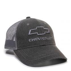 Outdoor Cap Chevy Logo Cap - Grey