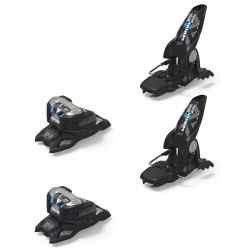 Griffon 13 ID Ski Bindings 110 mm - Black