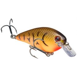 "Square Bill KVD Crankbait 1.5"" - Orange Belly Craw"