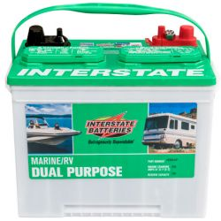 Interstate Battery HD24-DP Marine/RV Dual Purpose Battery
