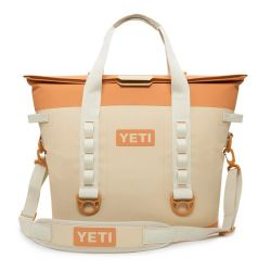Yeti Hopper M30 Soft Cooler - King Crab Orange