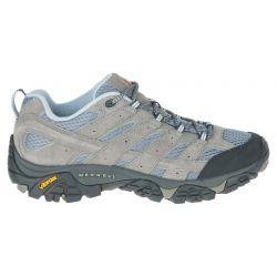 Merrell Women's Moab 2 Ventilator Wide Hiking Shoes - Smoke