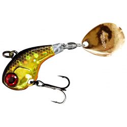 Jackall Deracoup Tail Spinner - 3/4 oz