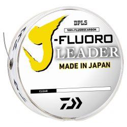 Daiwa J-Fluro Leader - 100yds