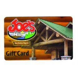 Joe's $400 Gift Card