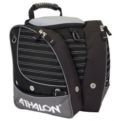 Athalon Kids Tri-Athalon Personalizable Boot Bag - Black/Grey