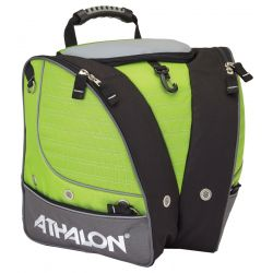 Athalon Kids Tri-Athalon Personalizable Boot Bag - Green/Grey