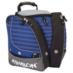 Athalon Kids Tri-Athalon Personalizable Boot Bag - Navy/Grey