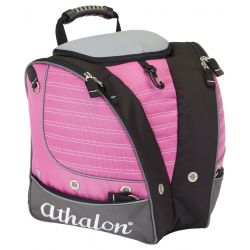 Athalon Kids Tri-Athalon Personalizable Boot Bag - Pink/Grey