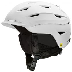 Smith Men's Level MIPS Snow Helmet Large - Matte White