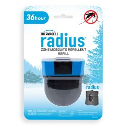 Thermacell Radius Zone Mosquito Repeller Refill - 36 Hours