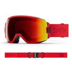 Smith Vice Goggle - Red Mirror/Lava
