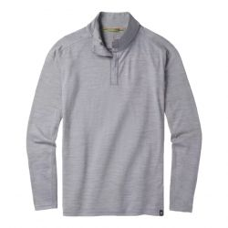 Merino Sport 150 1/4 Zip - Light Grey Heather