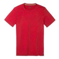 Merino Sport 150 Tee - Chili Pepper Heather