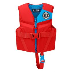 Mustang Survival REV Child PFD - Imperial Red