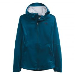 North Face Women's Allproof Stretch Jacket - Monterey Blue