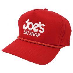 Mcc Joe's Ski Shop Rope Cap - Red