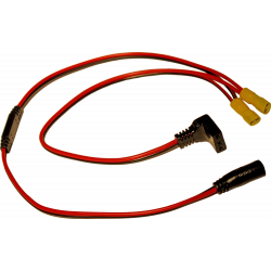 Vexilar Power Cord / Charging Cable Wiring Harness for FL-8, FL-18